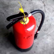 History of the Fire Extinguisher - M&M Fire Protection & Security - Goshen, Indiana